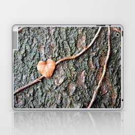 Heart and tree Laptop & iPad Skin