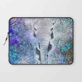 ELEPHANT IN THE STARRY LAKE Laptop Sleeve