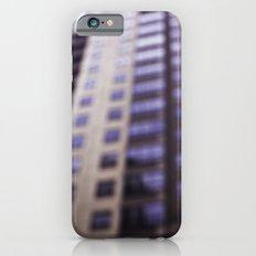 Losing Focus in Downtown Seattle Slim Case iPhone 6s