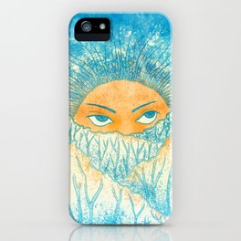 Northern Sun iPhone Case