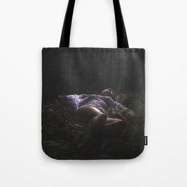 THE EDGE OF THE CLIFF  Tote Bag