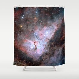 Seabiscuit Shower Curtain