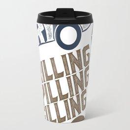 Drive Electric Travel Mug