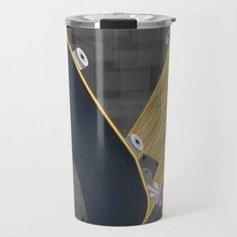 V for skateboard Travel Mug