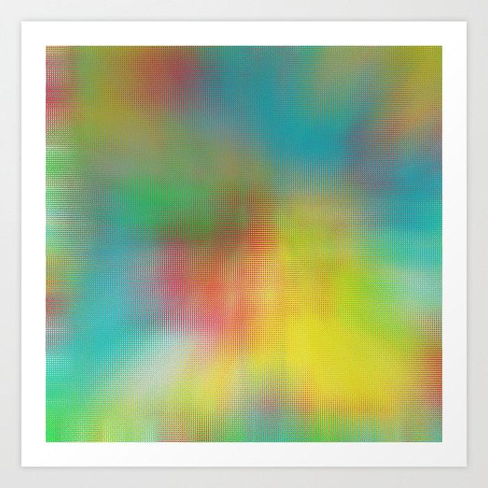 Abstract 102 Art Print