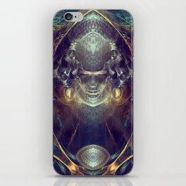 Subconscious New Growth iPhone Skin