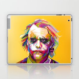 The Joke's on You Laptop & iPad Skin