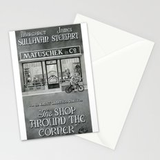 The shop around the corner Stationery Cards