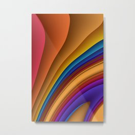 colors for your home -330- Metal Print