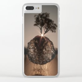 Theory Clear iPhone Case