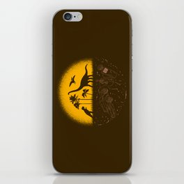 Fossil Fuel iPhone Skin