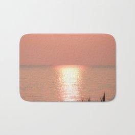 Wasaga Beach Sunset Bath Mat