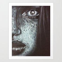 Person Art Print