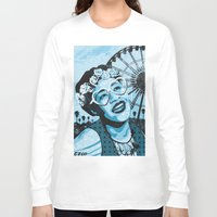 fitzgerald Long Sleeve T-shirts featuring Coachella Fitzgerald by EZCO