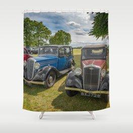 Wolseley Motors Shower Curtain