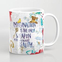 Alice in Wonderland - Imagination Coffee Mug