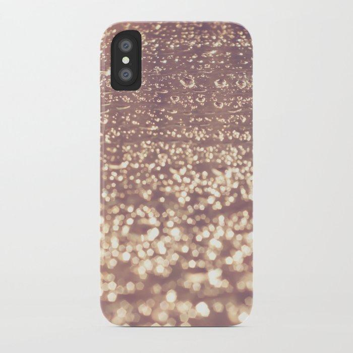 Rain rain never go away iPhone Case