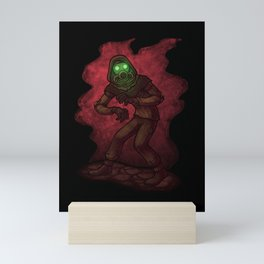 Ghost Seeker Mini Art Print