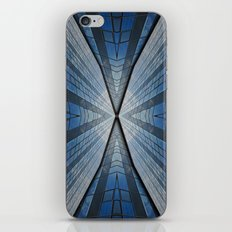 Abstract architecture iPhone & iPod Skin