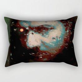 The machine - by Brian Vegas Rectangular Pillow