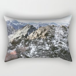 New Zealand's beauty *Aoraki/MtCook 6 Rectangular Pillow