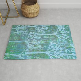 first frost Rug