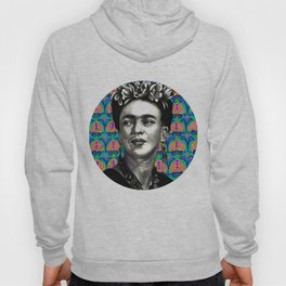 Queen Frida Hoody