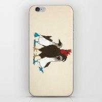 russian iPhone & iPod Skins featuring Russian Massage by Rodrigo Ferreira