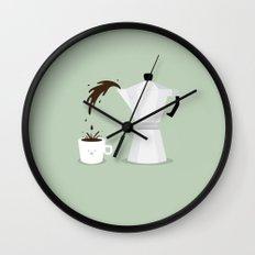 Espresso Time! Wall Clock