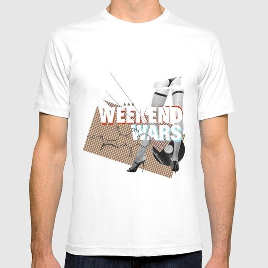 Weekend Wars T-shirt