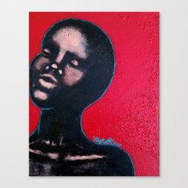 Noir Canvas Print