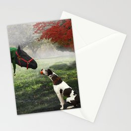 Christmas Friends Stationery Cards
