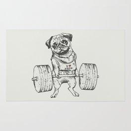 Pug Lift Rug