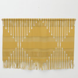 Geo / Yellow Wall Hanging