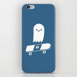 Skate Ghost iPhone Skin