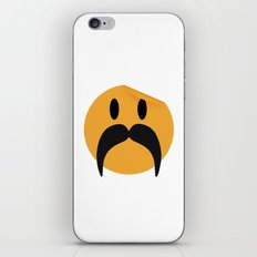 Moustache 14 iPhone & iPod Skin
