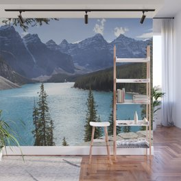 Moraine Lake Wall Mural