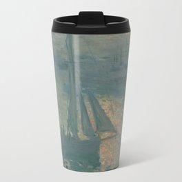 Sunrise (Marine) Travel Mug