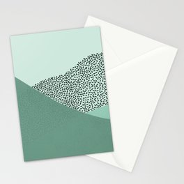 Mint Slice: Cookie Crew Stationery Cards