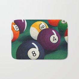 Billiards Bath Mat