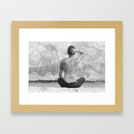 Alternate Reality. Framed Art Print
