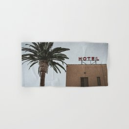 Hotel California Hand & Bath Towel