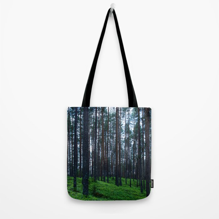 Into the woods I go  Tote Bag