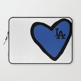 Love LA - Blue Laptop Sleeve