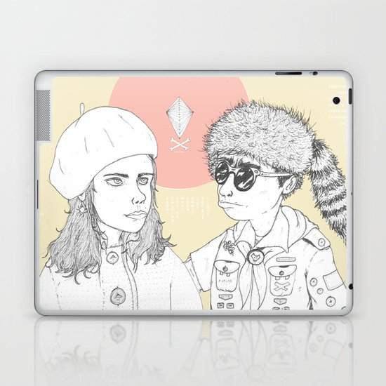 """I love you but you don't know what you're talking about"" Laptop & iPad Skin"