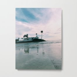 California Dream. Metal Print