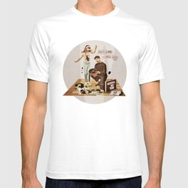 Just Gimme Indie Rock | Collage T-shirt