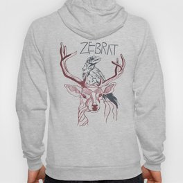 The Raven and Stag Hoody