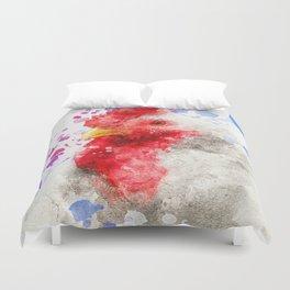 Watercolor Chicken, Chicken Painting, Chicken Decor, Chicken Art, Chicken Design, Hen Duvet Cover