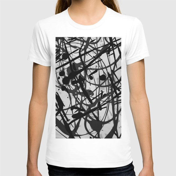 All Over The Place 2.0 T-shirt